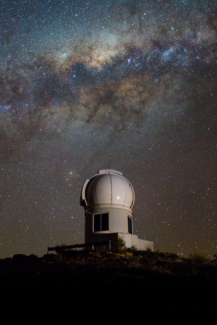 ANU SkyMapper telescope. Image credit: ANU
