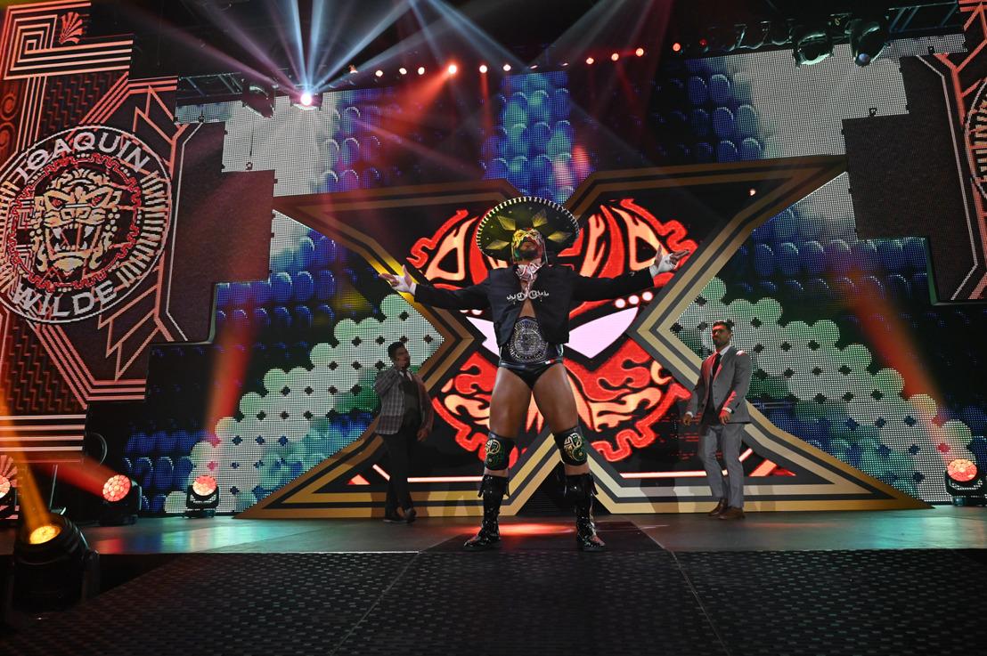Toda la acción, entretenimiento y la adrenalina de WWE en TikTok… ¡Ahora en español!