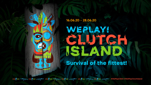 Команда NAVI – чемпионы WePlay! Clutch Island
