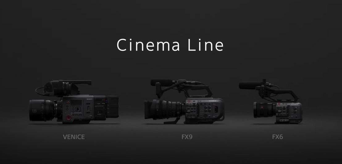 Introducing Sony Cinema Line