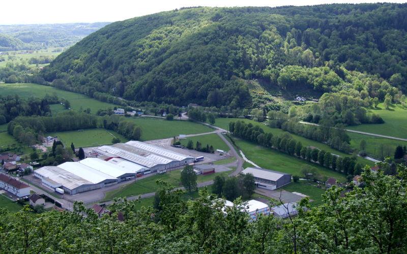 Groupe SEB - Fabriek Franche-Comté (Frankrijk)