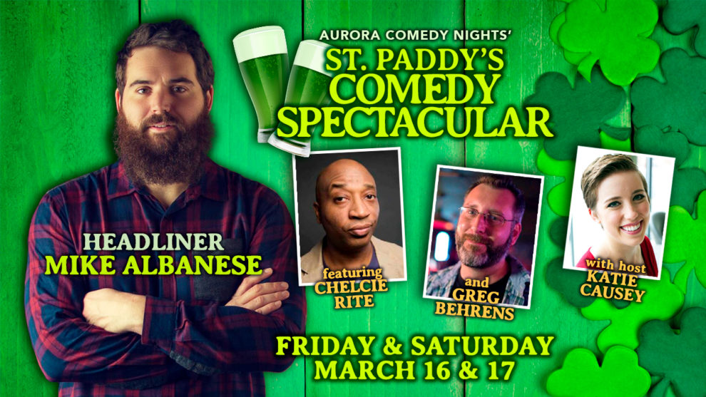 St. Patty's Day Comedy