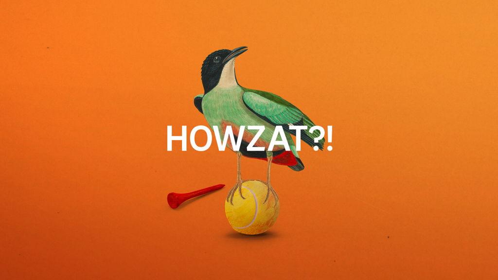 Howzat?! podcast