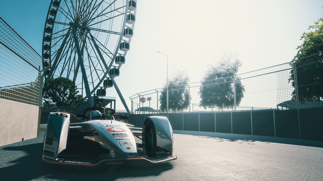 "ABB FIA Formula E Championship 2019/2020, Round 1 for ""Race at Home Challenge"" in Hong Kong"
