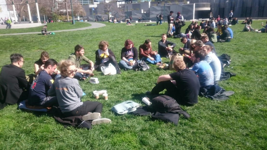 Belgian Lunch Break