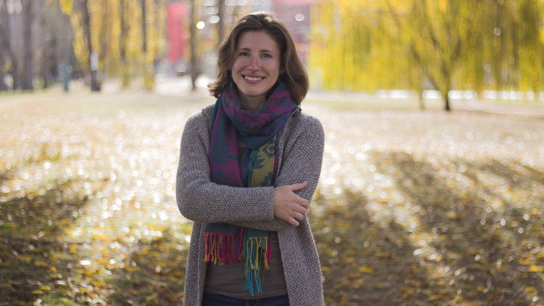 Dr Ksenia Gnevsheva. Image: Evana Ho.