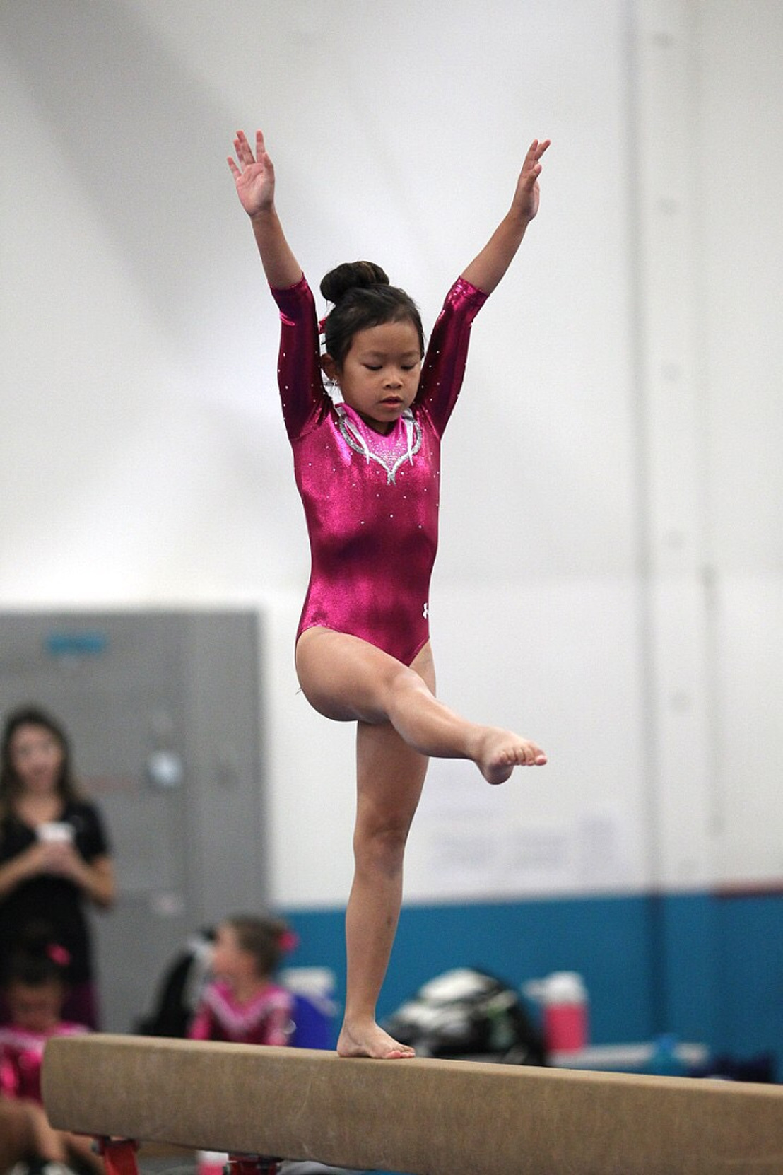 NorCal Gymnastics Championships Level 6, 7 and Xcel Bronze - March 23-25