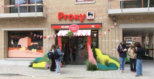 Nieuwe Proxy Delhaize in Gent opent haar deuren