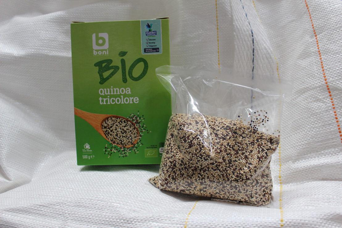 Nieuwe quinoa: voedsel voor toekomst