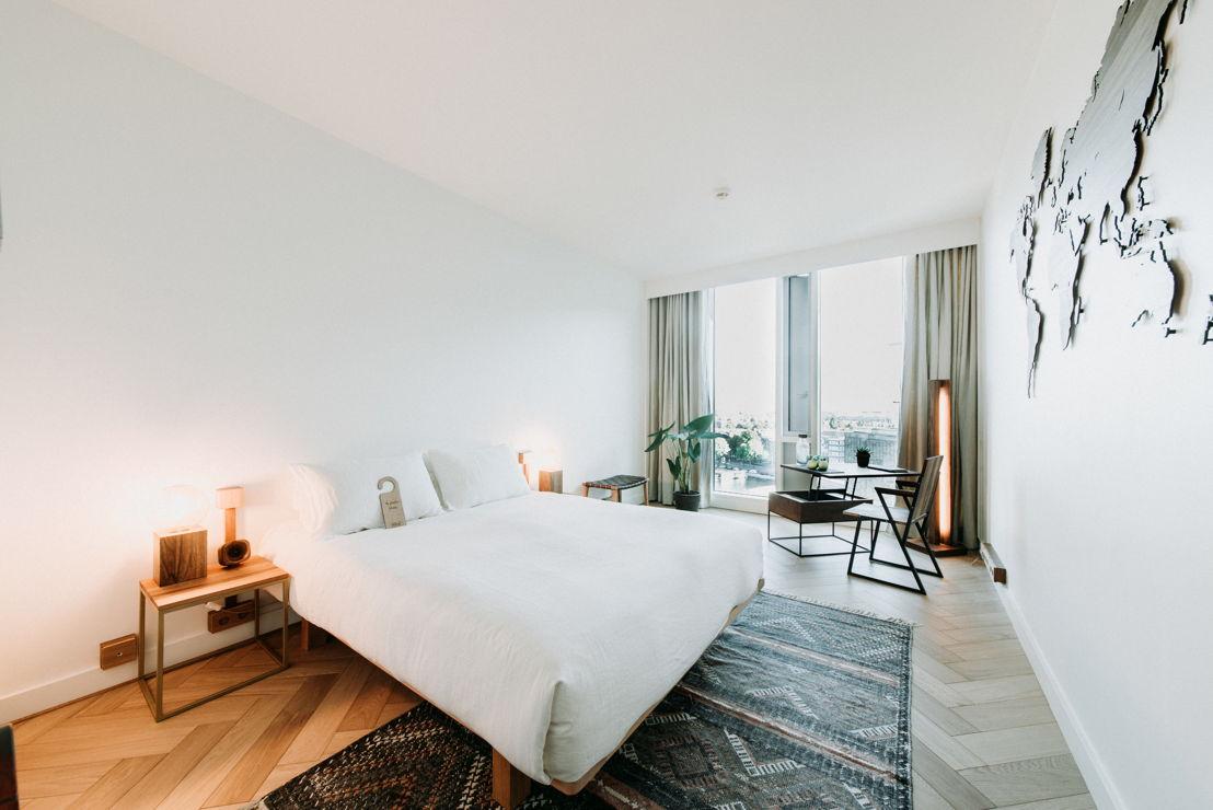 Hilton Plastic Free Hotel Room