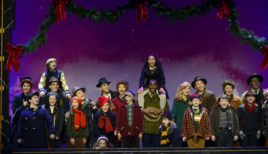 Four critically acclaimed leads return to headline the third season of Big League's renowned National Tour of A Christmas Story, The Musical