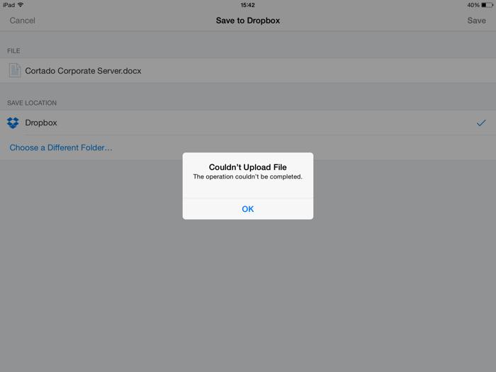 Preview: So sperrt man in drei Schritten unter iOS 9 den Zugriff von Microsoft Office auf Dropbox