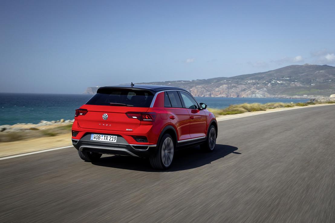 Polo en T-Roc behalen topscores op het vlak van veiligheid: 5 sterren van Euro NCAP voor de nieuwste Volkswagens