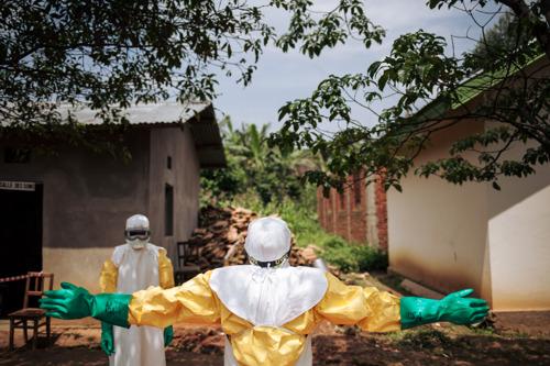 AZG: ebolarespons in Oost-Congo moet dringend worden herzien