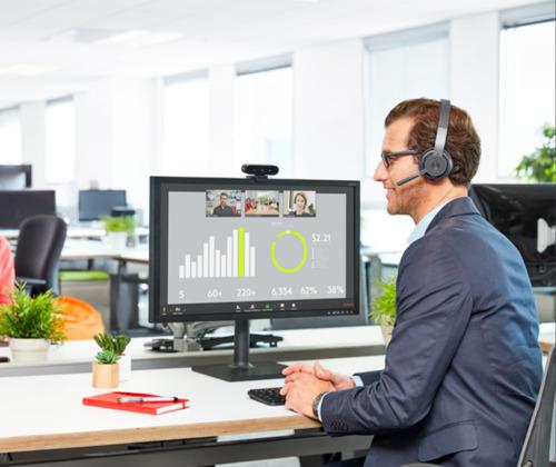 Logitech se suma al Digital CX Forum para presentar las recomendaciones y soluciones para videocolaboración en casa y en la 'nueva normalidad'