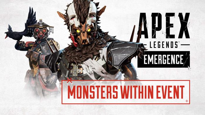Fêtez Halloween avec l'événement Monsters Within d'Apex Legends