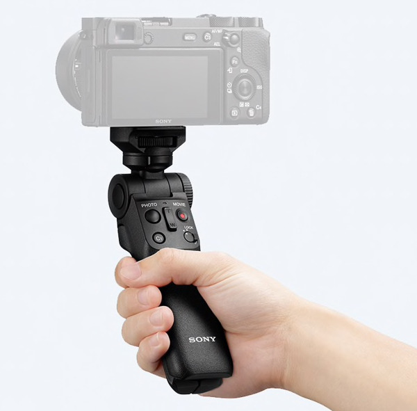 Preview: Sony Introduces New GP-VPT2BT Wireless Shooting Grip