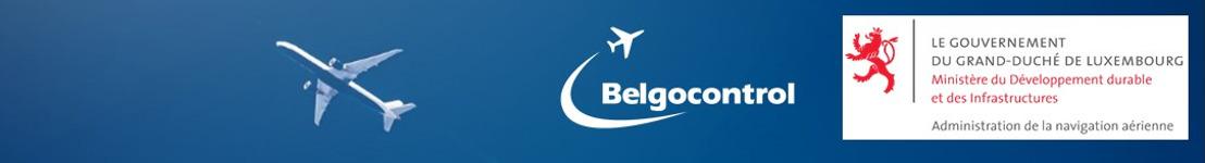 Belgocontrol et ANA Lux étendent leur collaboration
