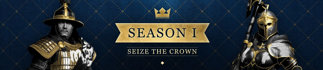 """SEIZE THE CROWN"" IN UPCOMING SEASON FOR CONQUEROR'S BLADE"