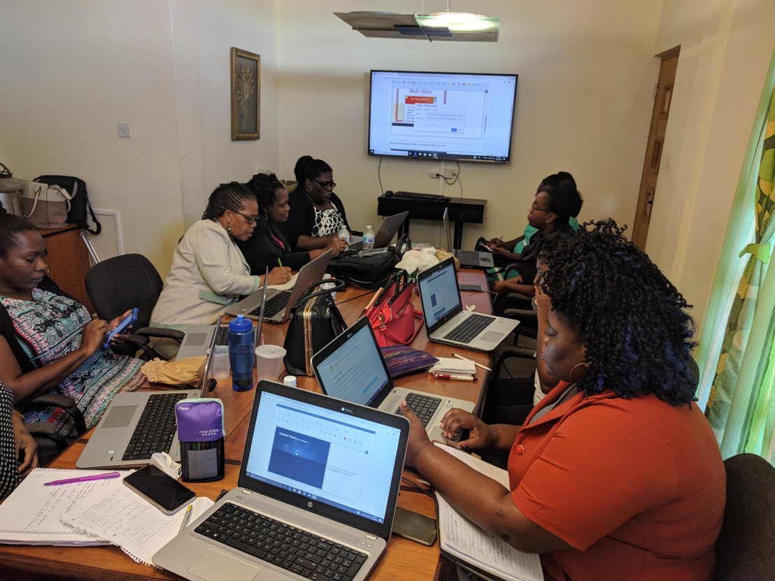 OECS / CXC-NotesMaster Montserrat Program Launched 26-27 November.