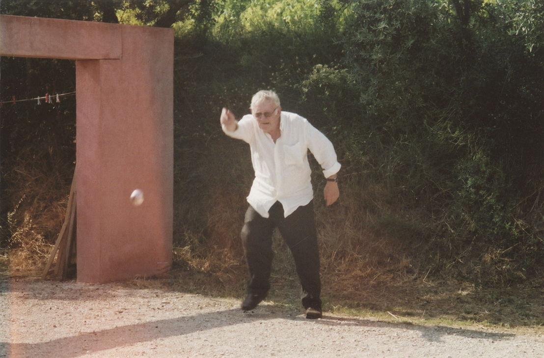 Jeu de boules, Hugo Claus in actie