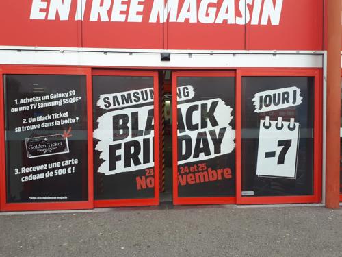 MediaMarkt haalt opnieuw alles uit de kast voor Black Friday!