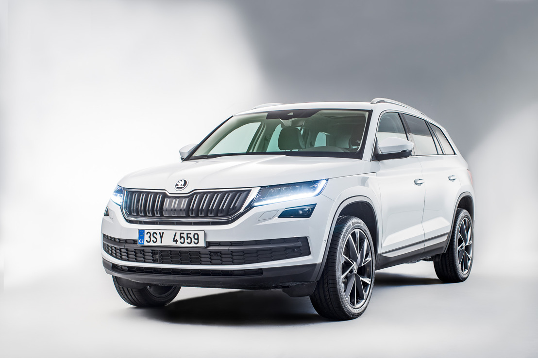 The new ŠKODA KODIAQ : the discovery of a new world