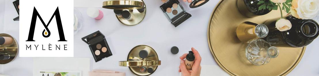Persbericht: Belgisch beauty- en lifestylemerk Mylène boort nieuwe markt aan