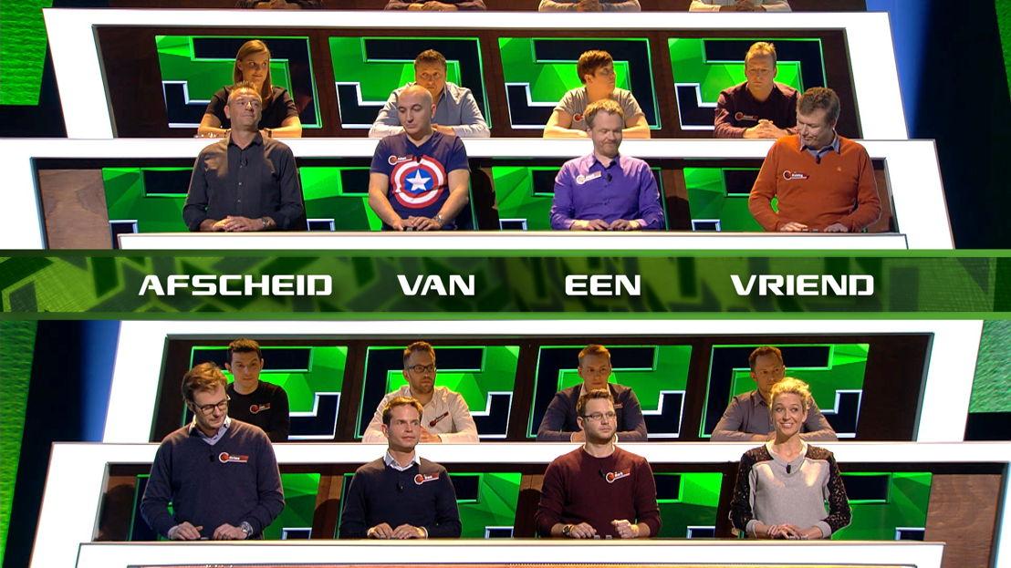 De tweede ronde (c) VRT
