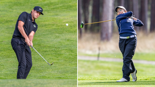 CW Stars: Golfers shine bright in sport's conference debut