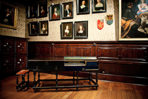 Anregung und Emotion in 400 Jahre altem Verlagshaus