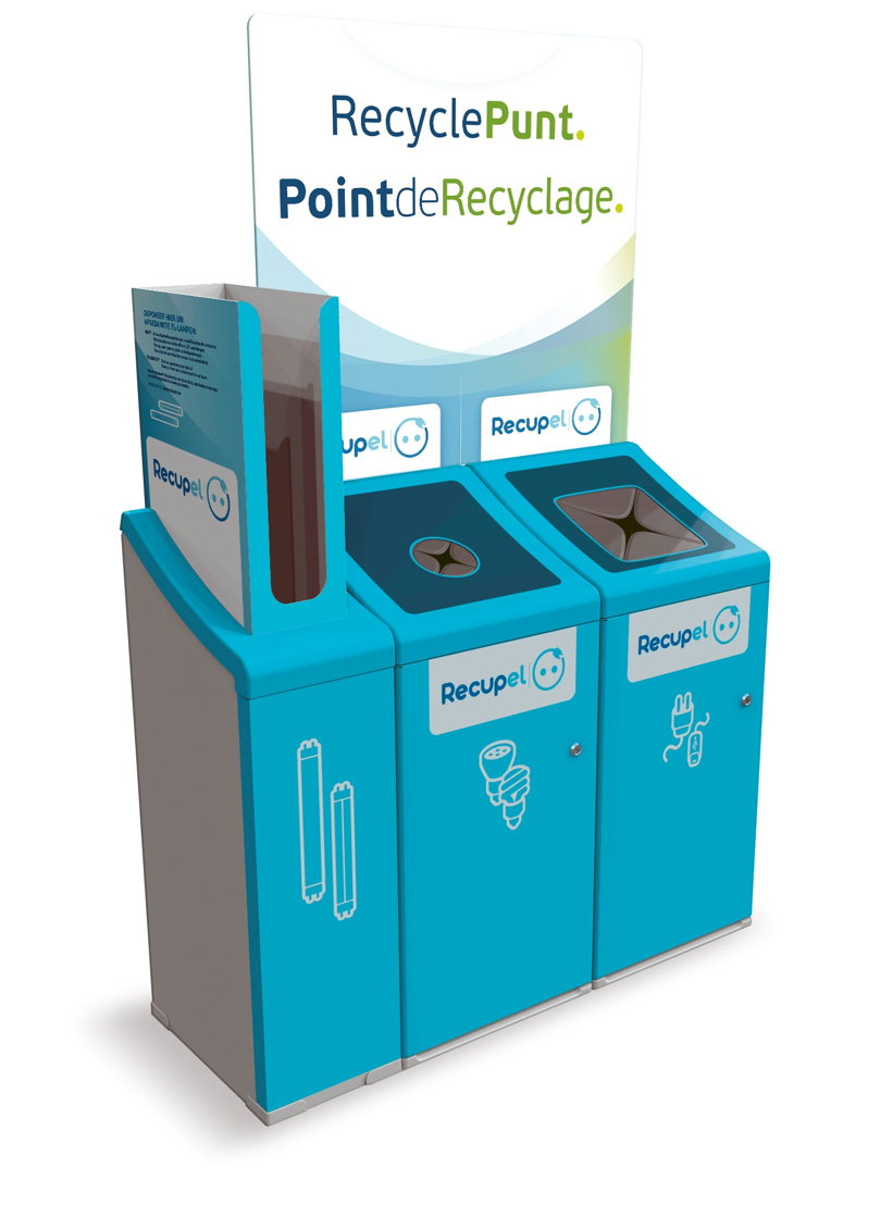 RecyclePunt / Point de Recyclage