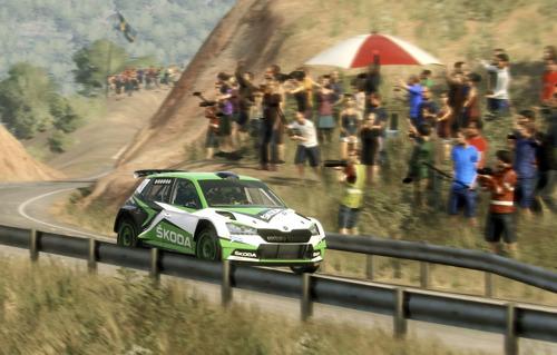 #beatSKODAACES – ŠKODA Motorsport eChallenge proceeds to round 3 with virtual Rally Catalunya