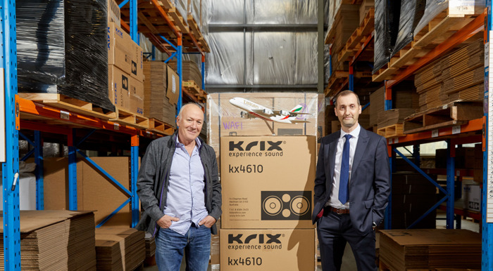 Preview: Emirates SkyCargo and Krix sounds like a winning partnership