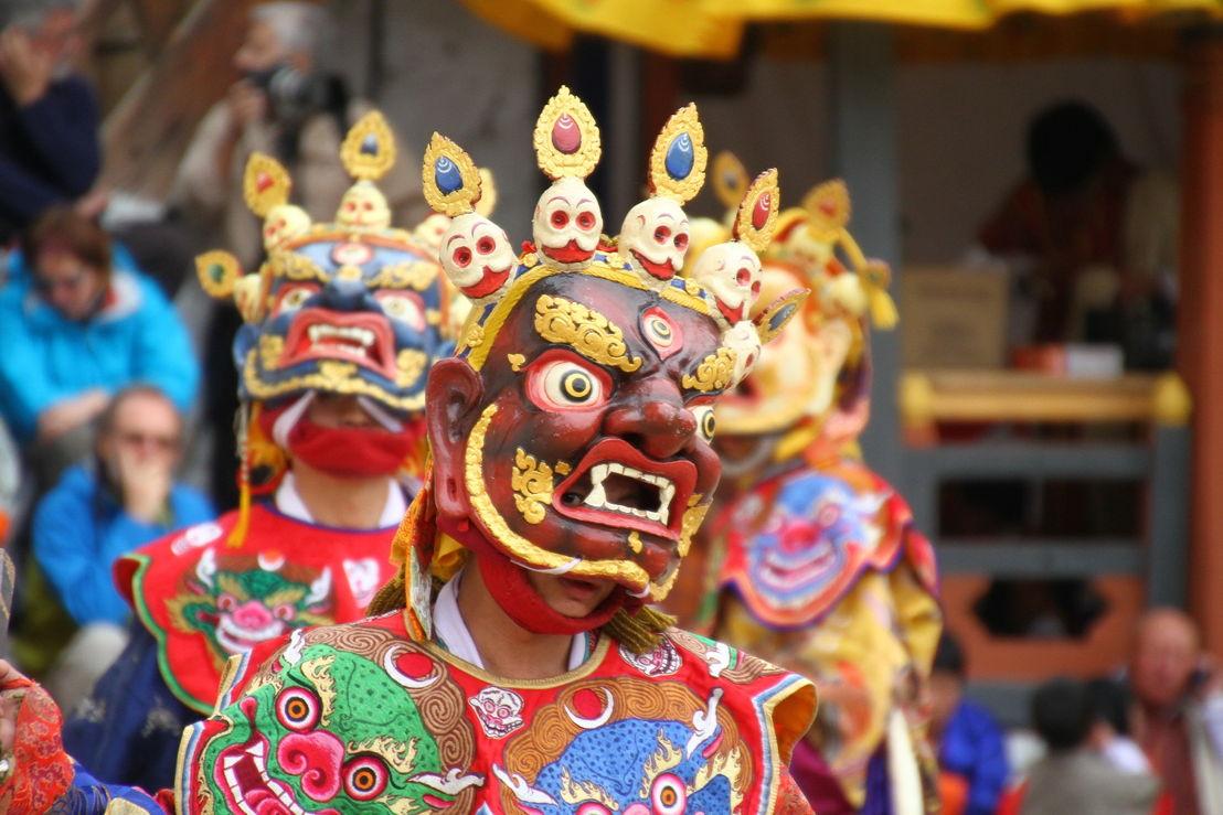 Bhutan_Thimpu Tsechu
