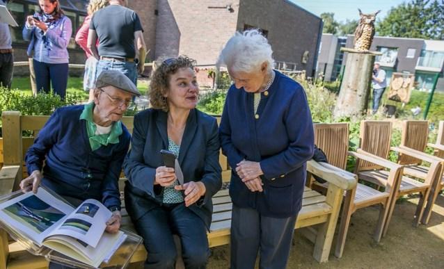 De dementietuin voor de bewoners van een woonzorgcentrum in Dilbeek kreeg eerder al subsidies.