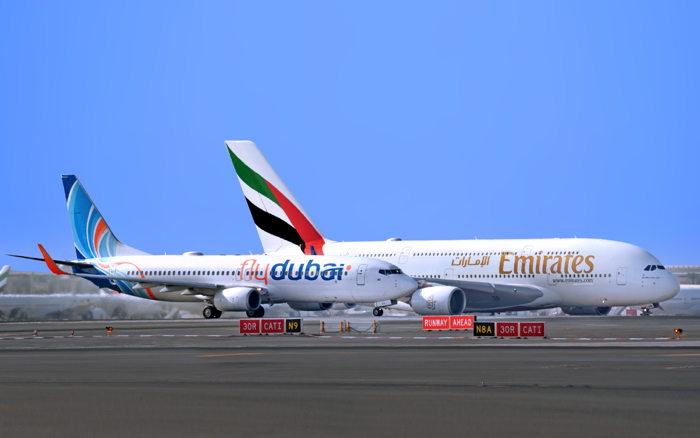Preview: Emirates and flydubai celebrate six months of successful partnership