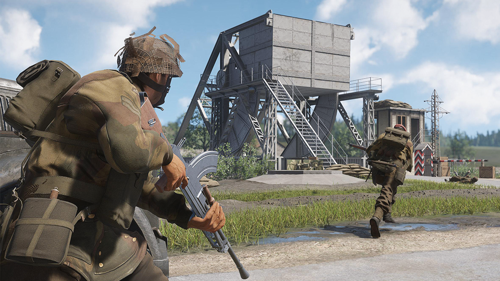 Pathfinder Games Launches Kickstarter Campaign for CRYENGINE WW2 FPS Vanguard: Normandy 1944