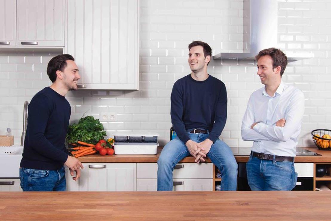Gentse scale-up Mealhero haalt € 2,5 miljoen Series A op bij foodtech topondernemers
