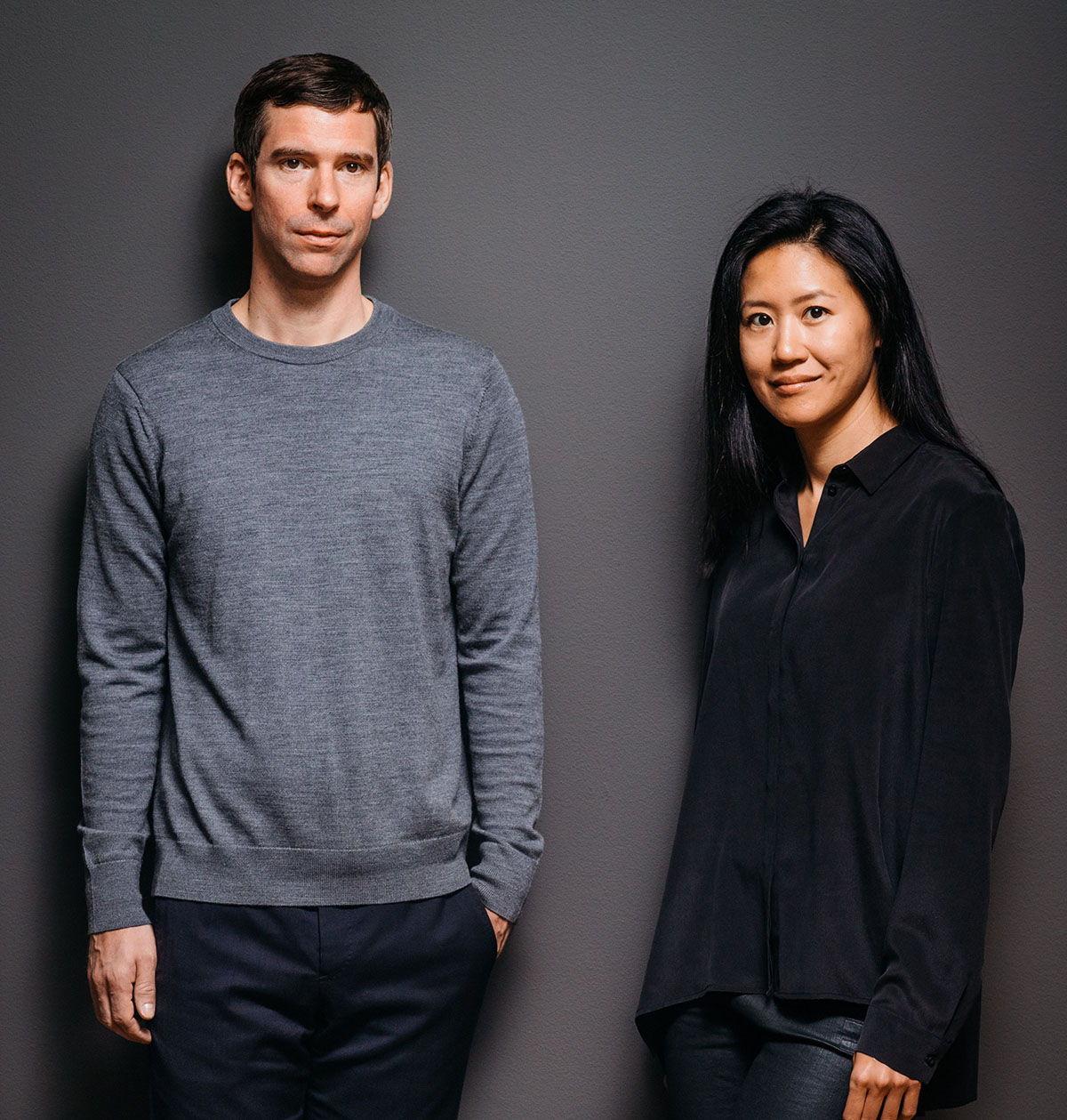 Joris Vanbriel & Vanessa Yuan, founders ecoBirdy Photographer: Kris Van Exel