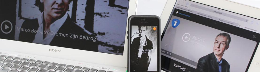 Radioplus: radio mobieler, visueler en interactiever dan ooit