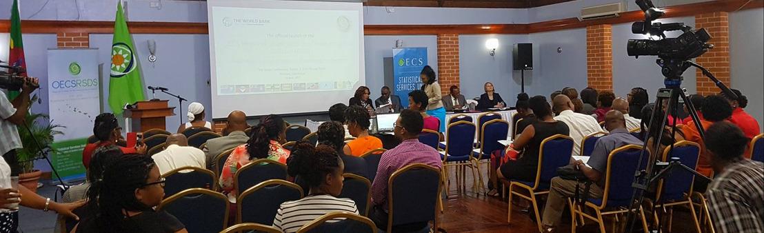 OECS Launches Regional Statistics Strategy