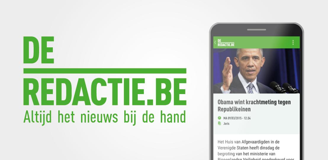 VRT Nieuws | deredactie.be nu ook als app beschikbaar