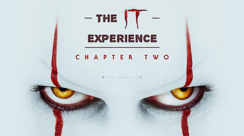 Nieuw filmconcept dropt je midden in horrorfilm 'It: Chapter Two'