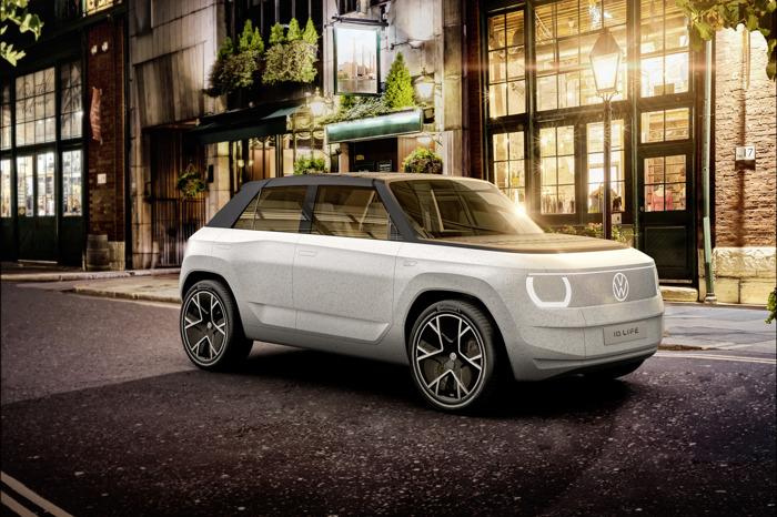L'ID. LIFE : Volkswagen présente l'avènement du véhicule électrique dans le segment des petites citadines