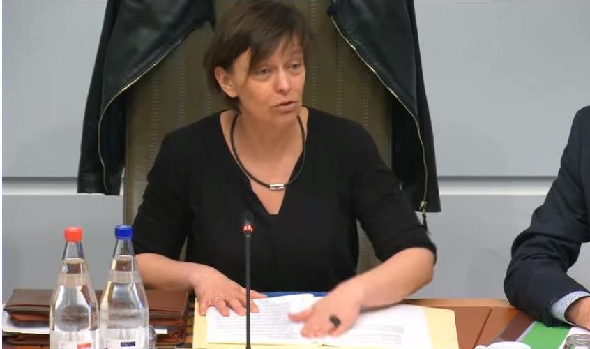Kathleen Helsen<br/>Commissievoorzitter<br/>Commissie voor Onderwijs