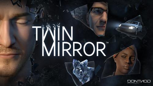 Twin Mirror™ se dévoile à travers un nouveau teaser à l'occasion du PC Gaming Show