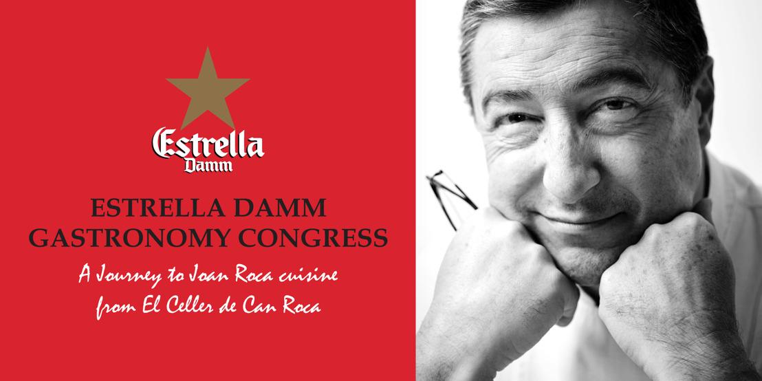 ESTRELLA DAMM BRINGS WORLD-RENOWNED CHEF JOAN ROCA TO TORONTO FOR GASTRONOMY CONGRESS