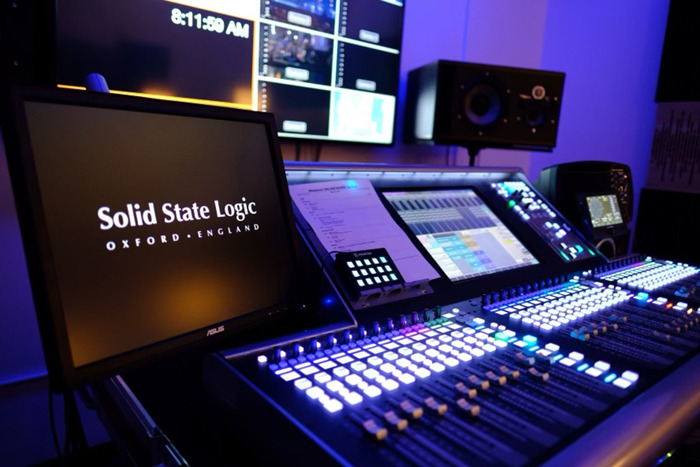 Crossroads Christian Church Relies on Solid State Logic L200 and L500 Consoles for both Live Streaming and FOH Duties, Realizing Superior Sound Quality