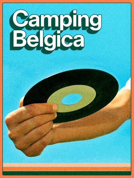 Preview: Camping Belgica: meer dan 100 bekende gasten en dj's zorgen deze zomer voor zwoele vibes op Studio Brussel
